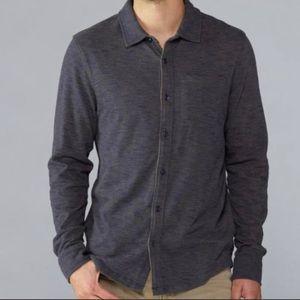 prAna Ronnie Long-Sleeve Ronnie Shirt - Men's/M
